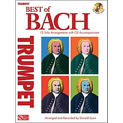 Cherry Lane Best Of Bach Trumpet (2501372)