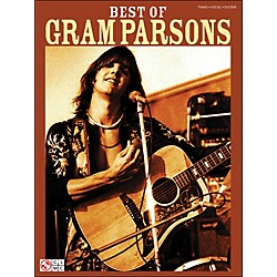 Cherry Lane Best Of Gram Parsons arranged for piano, vocal, and guitar (P/V/G) (2501004)