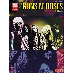 Cherry Lane Best Of Guns N' Roses For Bass (2500504)