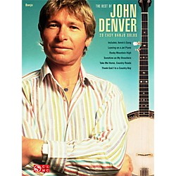 Cherry Lane Best Of John Denver - 20 Easy Banjo Solos (2502448)