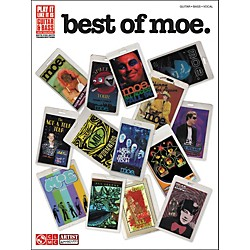 Cherry Lane Best Of Moe Tab Book (2500989)
