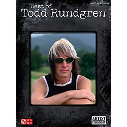 Cherry Lane Best Of Todd Rundgren for Piano/Vocal/Guitar PVG (2502442)