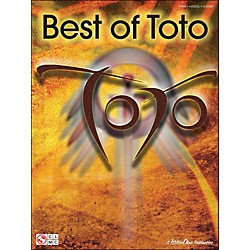 Cherry Lane Best Of Toto arranged for piano, vocal, and guitar (P/V/G) (2501399)