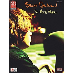 Cherry Lane Brett Dennen - So Much More Tab Book (2501481)