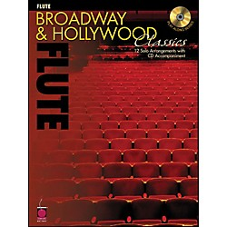 Cherry Lane Broadway And Hollywood Classics For Flute (2500433)