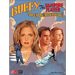 Cherry Lane Buffy The Vampire Slayer: Once More With Feeing arranged for piano, vocal, and guitar (P/V/G) (2501123)