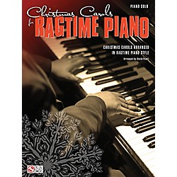 Cherry Lane Christmas Carols For Ragtime Piano - Piano Solo Songbook (2501853)