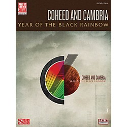 Cherry Lane Coheed And Cambria - Year Of The Black Rainbow Guitar Tab Songbook (2501565)