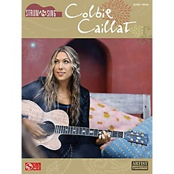 Cherry Lane Colbie Caillat - Strum & Sing Series for Easy Guitar Songbook (2501725)
