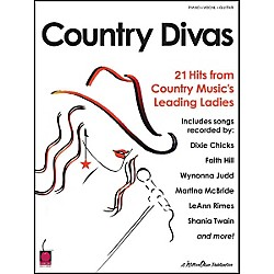 Cherry Lane Country Divas Piano, Vocal, Guitar Songbook (2500723)