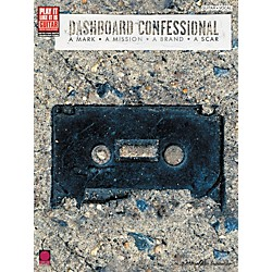 Cherry Lane Dashboard Confessional A Mark A Mission A Brand A Scar Guitar Tab Songbook (2500684)