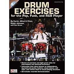 Cherry Lane Drum Exercises For The Pop, Funk, And R&B Player (2500827)