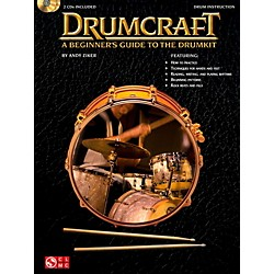 Cherry Lane Drumcraft - A Beginner's Guide To The Drumkit Book/2CD's (2501302)