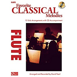 Cherry Lane Favorite Classical Melodies - Book/CD (2501726)
