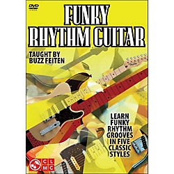 Cherry Lane Funky Rhythm Guitar (DVD) (2501393)