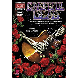 Cherry Lane Grateful Dead Legendary Licks (DVD) (2500551)