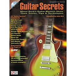 Cherry Lane Guitar Secrets (Softcover Book/CD) (2501630)