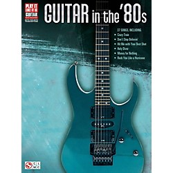 Cherry Lane Guitar in The '80s Tab Songbook (116768)