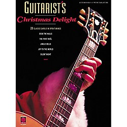 Cherry Lane Guitarist's Christmas Delight Tab Songbook (2500130)