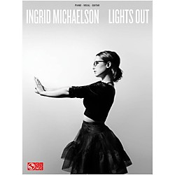 Cherry Lane Ingrid Michaelson - Lights Out for Piano/Vocal/Guitar (126945)
