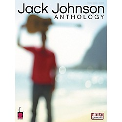 Cherry Lane Jack Johnson Anthology Piano, Vocal, Guitar Songbook (2500856)
