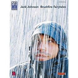 Cherry Lane Jack Johnson Brushfire Fairytales Guitar Tab Songbook (2500554)