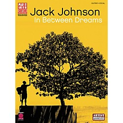 Cherry Lane Jack Johnson In Between Dreams Guitar Tab Songbook (2500831)