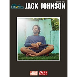 Cherry Lane Jack Johnson Strum & Sing Ukulele Songbook (2501702)
