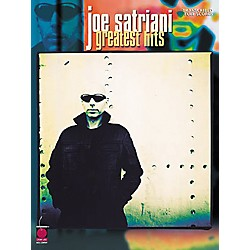 Cherry Lane Joe Satriani - Greatest Hits Guitar Tab Songbook (2500283)