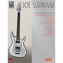Cherry Lane Joe Satriani Guitar Tab Songbook (2500560)