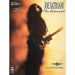 Cherry Lane Joe Satriani The Extremist Guitar Tab Songbook (2501205)