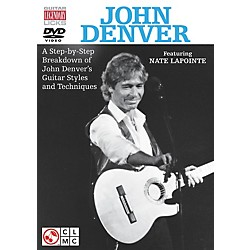 Cherry Lane John Denver Legendary Licks for Guitar DVD (2500917)