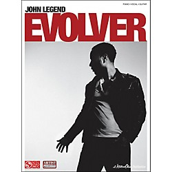 Cherry Lane John Legend: Evolver arranged for piano, vocal, and guitar (P/V/G) (2501318)