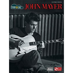 Cherry Lane John Mayer Strum & Sing Easy Guitar With Tab (2501636)