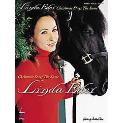 Cherry Lane Linda Eder - Christmas Stays the Same Piano, Vocal, Guitar Artist Songbook (2500396)