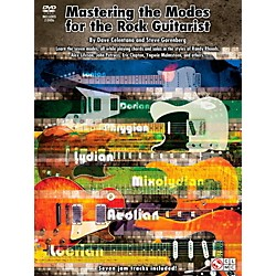 Cherry Lane Mastering The Modes For The Rock Guitarist - Book/2 DVD Pack (2502451)