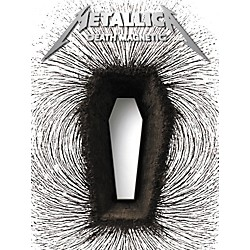 Cherry Lane Metallica - Death Magnetic Guitar Tablature Songbook (2501267)