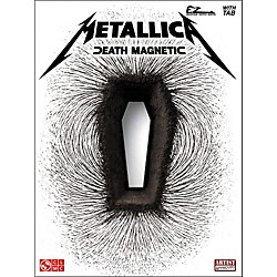 Cherry Lane Metallica: Death Magnetic - Easy Guitar Songbook with Tab (2501316)