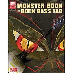 Cherry Lane Monster Book Of Rock Bass Tab (2501476)