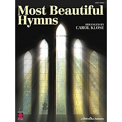 Cherry Lane Most Beautiful Hymns For Easy Piano (2500862)