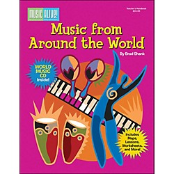 Cherry Lane Music From Around The World Book/CD (2501074)