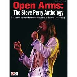 Cherry Lane Open Arms: The Steve Perry Anthology arranged for piano, vocal, and guitar (P/V/G) (2500678)