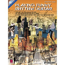 Cherry Lane Playing Funky Rhythm Guitar (Book and CD Package) (2500477)