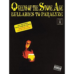 Cherry Lane Queens Of The Stone Age - Lullabies To Paralyze Tab Book (2500875)