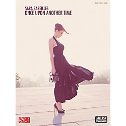 Cherry Lane Sara Bareilles - Once Upon Another Time Piano/Vocal/Guitar Songbook (102353)