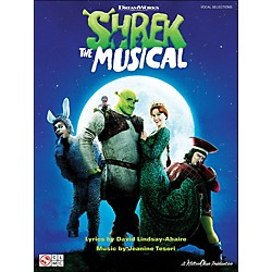 Cherry Lane Shrek - The Musical arranged for piano, vocal, and guitar (P/V/G) (2501371)