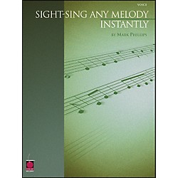 Cherry Lane Sight-Sing Any Melody Instantly For Voice (2500456)