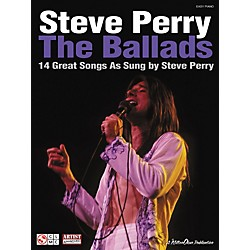 Cherry Lane Steve Perry - The Ballads For Easy Piano (2501511)