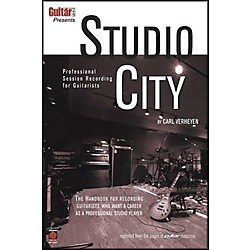 Cherry Lane Studio City Book (2500195)