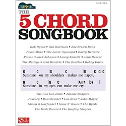 Cherry Lane The 5 Chord Songbook - Strum & Sing Series (2501718)